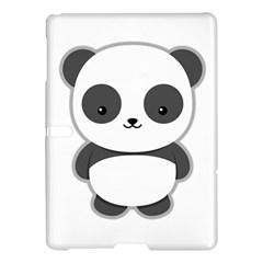 Kawaii Panda Samsung Galaxy Tab S (10.5 ) Hardshell Case
