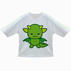 Kawaii Dragon Infant/toddler T Shirts