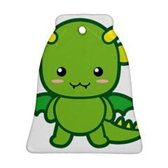 Kawaii Dragon Ornament (Bell)