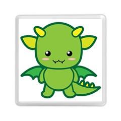 Kawaii Dragon Memory Card Reader (square)