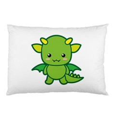 Kawaii Dragon Pillow Cases (Two Sides)