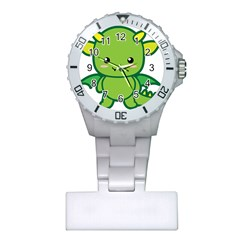 Kawaii Dragon Nurses Watches
