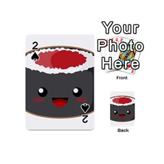 Kawaii Sushi Playing Cards 54 (Mini)