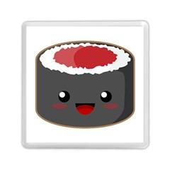 Kawaii Sushi Memory Card Reader (square)
