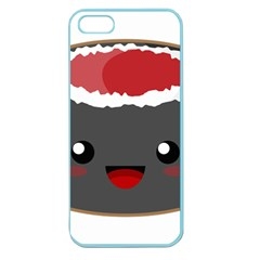 Kawaii Sushi Apple Seamless iPhone 5 Case (Color)