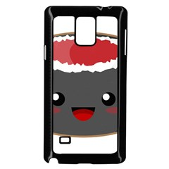 Kawaii Sushi Samsung Galaxy Note 4 Case (black)