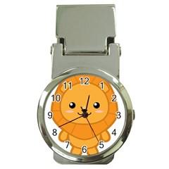 Kawaii Lion Money Clip Watches