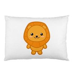 Kawaii Lion Pillow Cases