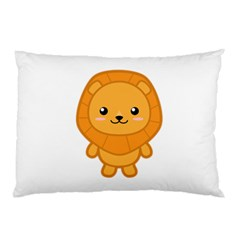 Kawaii Lion Pillow Cases (Two Sides)