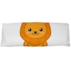 Kawaii Lion Body Pillow Cases Dakimakura (Two Sides)
