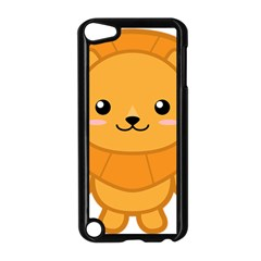 Kawaii Lion Apple iPod Touch 5 Case (Black)