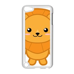 Kawaii Lion Apple iPod Touch 5 Case (White)