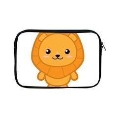 Kawaii Lion Apple iPad Mini Zipper Cases