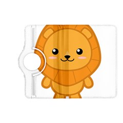 Kawaii Lion Kindle Fire HD (2013) Flip 360 Case