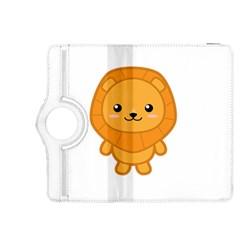 Kawaii Lion Kindle Fire HDX 8.9  Flip 360 Case