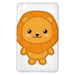 Kawaii Lion Samsung Galaxy Tab Pro 8 4 Hardshell Case