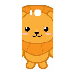 Kawaii Lion Samsung Galaxy Alpha Hardshell Back Case