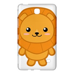Kawaii Lion Samsung Galaxy Tab 4 (8 ) Hardshell Case