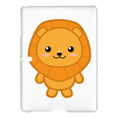 Kawaii Lion Samsung Galaxy Tab S (10.5 ) Hardshell Case
