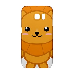 Kawaii Lion Galaxy S6 Edge