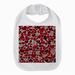 Sparkling Hearts, Red Bib