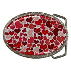 Sparkling Hearts, Red Belt Buckles