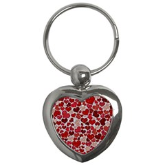 Sparkling Hearts, Red Key Chains (Heart)