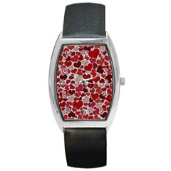 Sparkling Hearts, Red Barrel Metal Watches