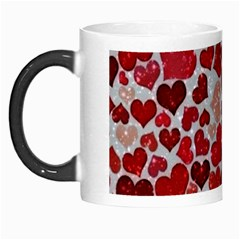 Sparkling Hearts, Red Morph Mugs