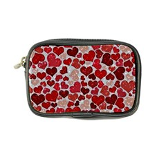 Sparkling Hearts, Red Coin Purse