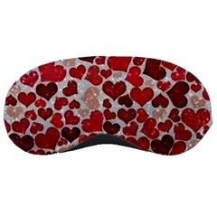 Sparkling Hearts, Red Sleeping Masks