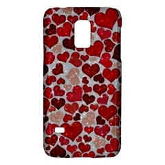 Sparkling Hearts, Red Galaxy S5 Mini
