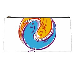 Pisces Star Sign Pencil Cases