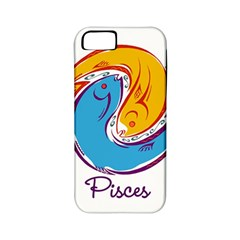 Pisces Star Sign Apple iPhone 5 Classic Hardshell Case (PC+Silicone)
