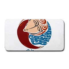 Virgo Star Sign Medium Bar Mats