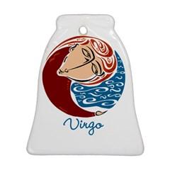 Virgo Star Sign Ornament (Bell)