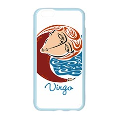 Virgo Star Sign Apple Seamless iPhone 6 Case (Color)