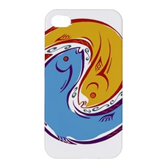 Two Fish Apple iPhone 4/4S Hardshell Case