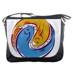 Two Fish Messenger Bags