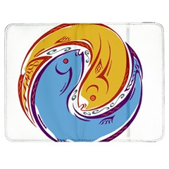 Two Fish Samsung Galaxy Tab 7  P1000 Flip Case