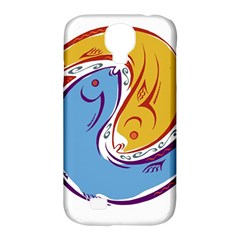 Two Fish Samsung Galaxy S4 Classic Hardshell Case (PC+Silicone)