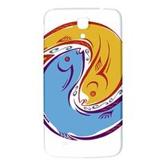 Two Fish Samsung Galaxy Mega I9200 Hardshell Back Case