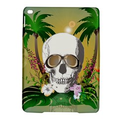 Funny Skull With Sunglasses And Palm Ipad Air 2 Hardshell Cases