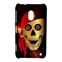 Funny, happy skull Nokia Lumia 620