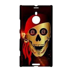Funny, happy skull Nokia Lumia 1520