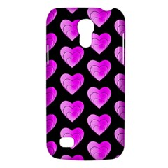 Heart Pattern Pink Galaxy S4 Mini