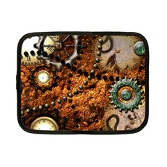 Steampunk In Noble Design Netbook Case (Small)