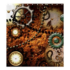 Steampunk In Noble Design Shower Curtain 66  X 72  (large)