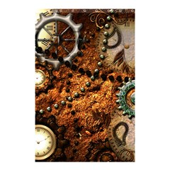 Steampunk In Noble Design Shower Curtain 48  x 72  (Small)