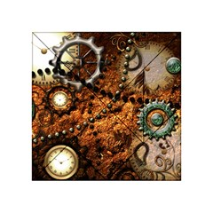 Steampunk In Noble Design Acrylic Tangram Puzzle (4  x 4 )